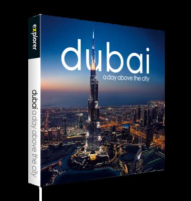 Dubai A Day Above The City (Night)