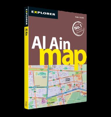 Al Ain Map