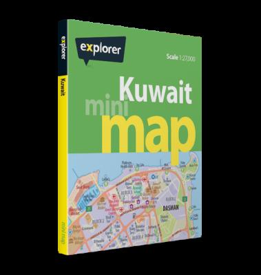 Kuwait City Mini Map