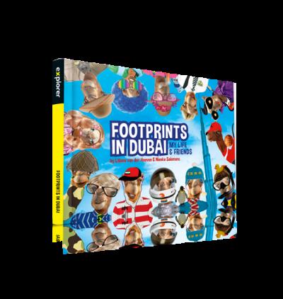Footprints in Dubai
