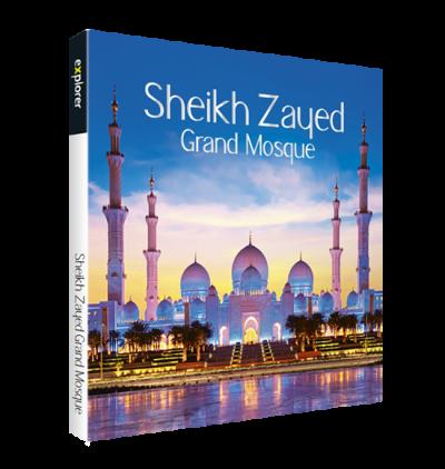 Sheikh Zayed Grand Mosque -Dusk (Paperback)